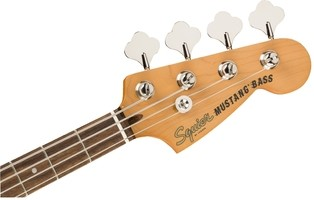 Squier Classic Vibe '60s Mustang  Bass : Classic Vibe '60s Mustang  Bass (tête)