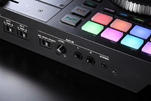 DJ-707M Aux