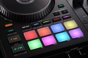 DJ-707M Pads