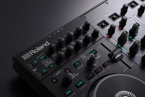 DJ-707M Mic
