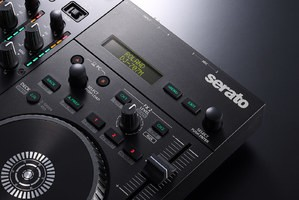 DJ-707M Screen