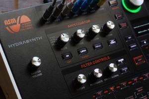 Ashun Sound Machines Hydrasynth Desktop / Rack : Hydrasynth Desktop Close