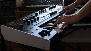 Ashun Sound Machines Hydrasynth Desktop / Rack : Hydrasynth Desktop Left