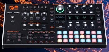 Ashun Sound Machines Hydrasynth Desktop / Rack : Hydrasynth Desktop