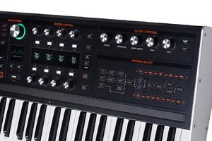 Ashun Sound Machines Hydrasynth : Hydrasynth Keyboard Right Panel
