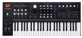 Ashun Sound Machines Hydrasynth : Hydrasynth Keyboard Up White BG