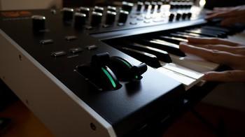 Ashun Sound Machines Hydrasynth : Hydrasynth Keyboard Wheels