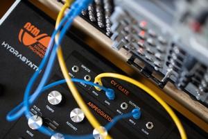 Ashun Sound Machines Hydrasynth : Hydrasynth Keyboard CV Gate
