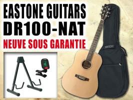 Eastone guitars DR100-NAT