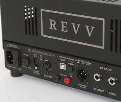 Revv Amplification D20 Lunchbox Amp : image3d20backfocus