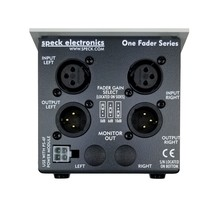 Speck Electronics Fader 2 : Fader 2 Rear