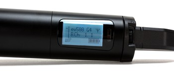 sennheiser_ew500-g4-kk205_ Mic Display
