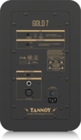 Tannoy Gold 7 : GOLD-7_P0CMZ_Rear_L