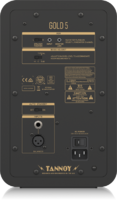 Tannoy Gold 5 : GOLD-5_P0C2B_Rear_L