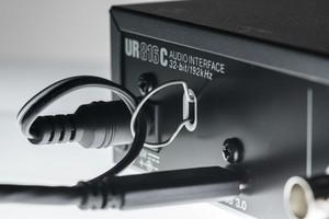 Steinberg UR816C : Steinberg UR816C mood USB-C connector-7559