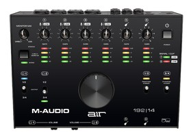 M-Audio Air 192|14 : AIR-192-14_Top_hires