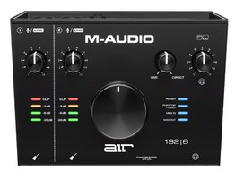 M-Audio Air 192|6 : AIR-192-6_Ortho_hires