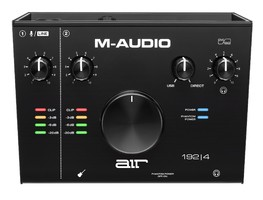 M-Audio Air 192|4 : Air-192-4_Ortho_hires