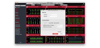 RedNet Control DDM