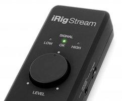 IK Multimedia iRig Stream : iRig Stream Front
