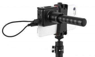 IK Multimedia iRig Mic Video : iRig Mic Video iPhone 3
