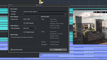 Cubase_10.5_Video_Export_and_Player