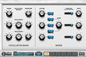 UltraMini_W_GUI_Oscillator