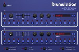 Emulation-II_Drumulation_GUI