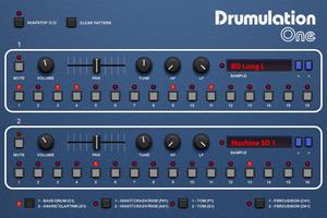 Emulation-One_Drumulation_GUI