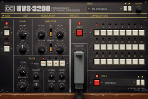 UVS-3200-GUI-Main