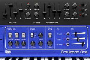 Emulation-One_GUI