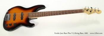 fender-jazz-bass-plus-v-sb-1992-