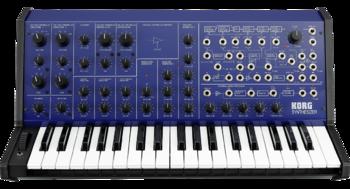 MS-20 FS Blue