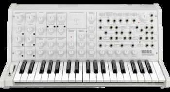 MS-20 FS White