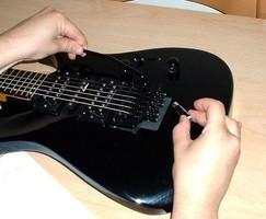 Vibratos guitare : calagefloydrose