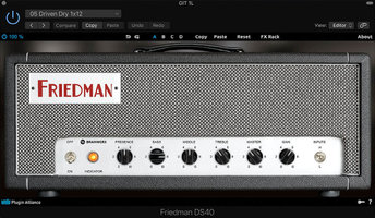 Brainworx Friedman DS-40 : DS-40 Simple