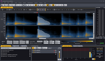 Acoustica - Spectral Editor