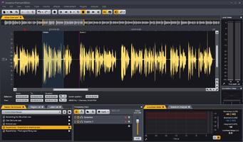 Acoustica - Clip Editor