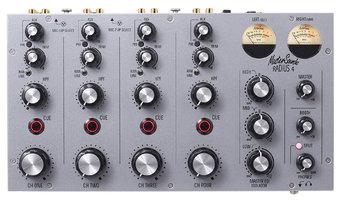 MasterSounds Radius 4 Mk3 : radius-4-silver-Up