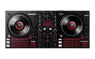Numark Mixtrack Platinum FX : Numark_MixtrackPlatinumFX_ortho_web