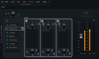 Waves StudioRack V11 : studiorack5