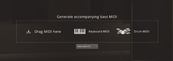 MIDIgenerate