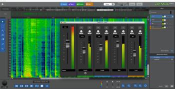 AudioSourceRE DeMIX Pro 2 : demix-pro-SpectralDrumsMixerOverlay986