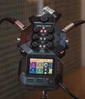 Zoom H8 : H8 Podcast App