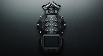 Zoom H8 : Zoom H8 Large