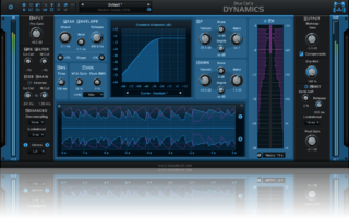 Blue Cat Audio Blue Cat's Dynamics 4 : BlueCatDynamics