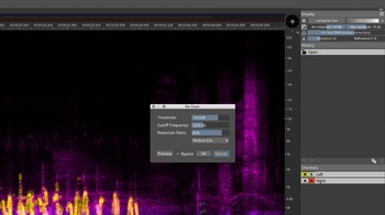 Steinberg SpectraLayers Pro 7 : De-Esser