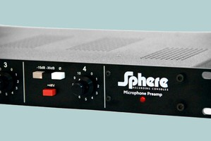 Sphere Recording Consoles Fab Four : Fab Four Front Close