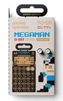 Teenage Engineering PO-128 Mega Man : PO-128 Mega Man Box