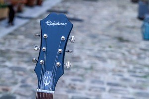 Epiphone Casino [2020-Current] : CasinoWorn-11